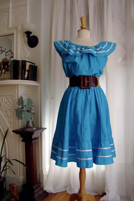 Sun dress available from mimisgamine.