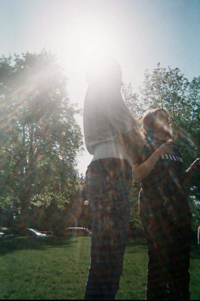 Annika in sunlight