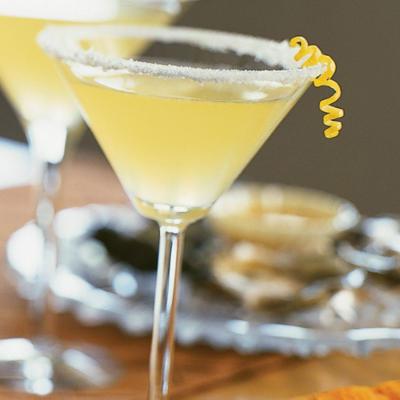 Lemon Martini. Yes, please.