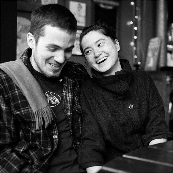Matt & Irene