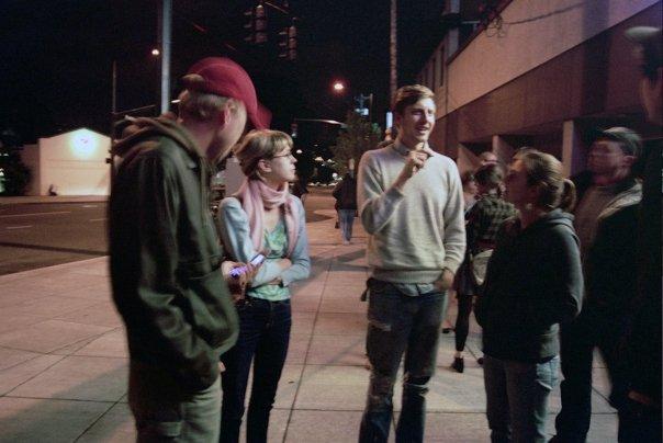 Friends in Portland