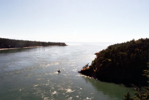 This is called Deception Pass