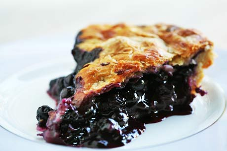 Perfect late-summer pie