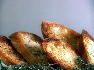 Garlic & herb bread