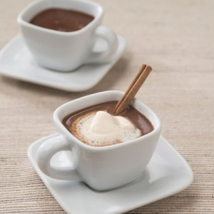 Mexican Hot Chocolate. Recipe below.