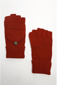 Convertible gloves by Urban Outfitters