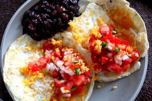 morning after taco party goodness