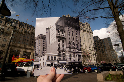 Willard Hotel, Pennsylvania Ave, Washington DC
