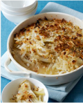 Onion + Fennel Gratin